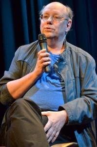 Hartmut Kasper alias Wim Vandemann, der Expokrat, der viel erzählt, aber nichts verrät.