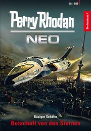 Das Cover von NEO 107 / © Pabel-Moewig Verlag KG, Rastatt