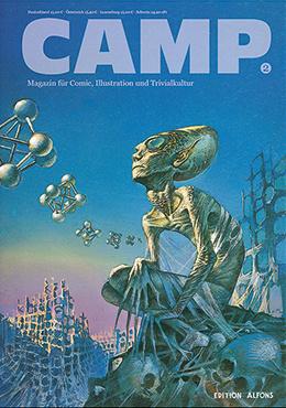 Das Titelbild von »Camp«