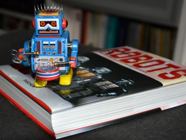 Mehr als Blechspielzeug: Die Roboter sind heute allgegenwärtig.