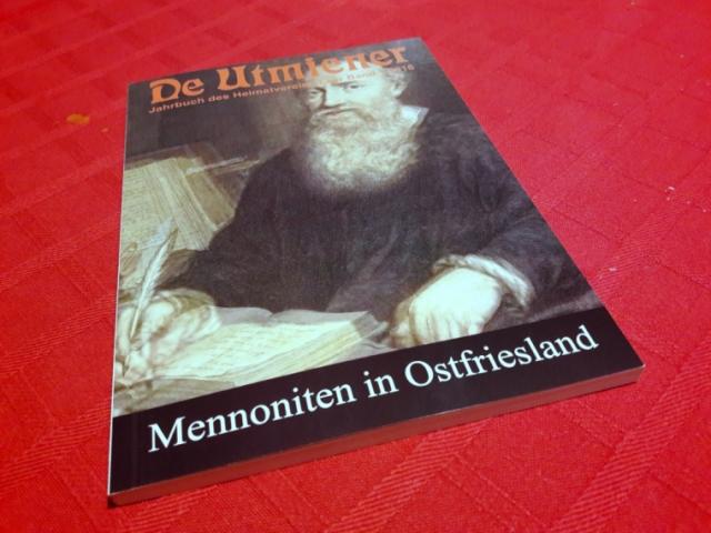 So sieht das erste Jahrbuch des Heimatvereins Leer aus.